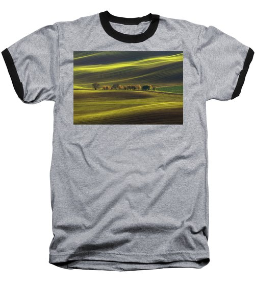 Threads Of Lights Baseball T-Shirt