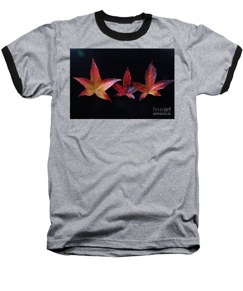 Three Amigos Or Amigas Baseball T-Shirt