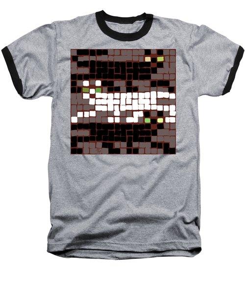 Three Cats Baseball T-Shirt
