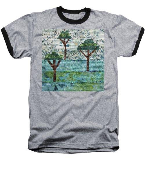 Three Trees Baseball T-Shirt