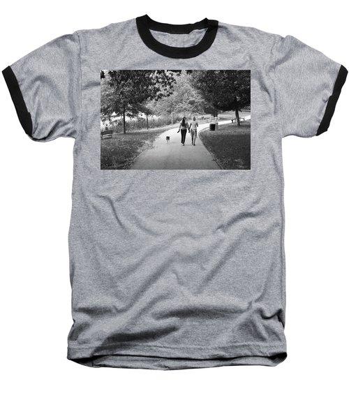 Threes A Company Baseball T-Shirt