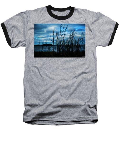 Through The Grass Baseball T-Shirt