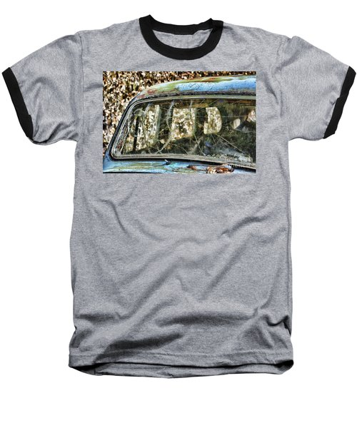 Through The Windshield Baseball T-Shirt
