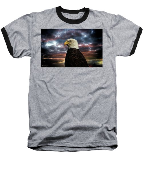 Thunder Eagle Baseball T-Shirt
