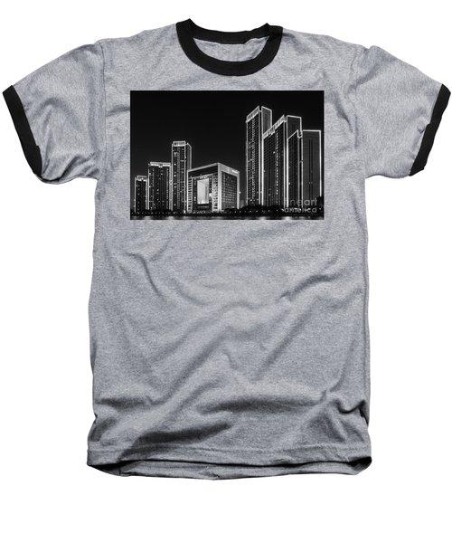 Tianjin Skyline Baseball T-Shirt