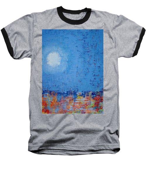 Tidepool Original Painting Sold Baseball T-Shirt