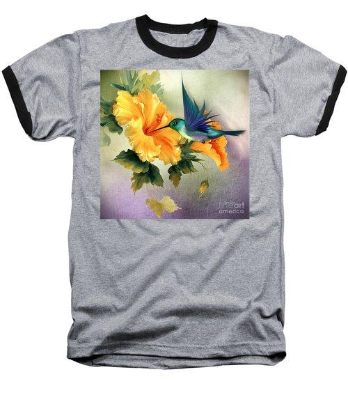 Tiny Wings Baseball T-Shirt