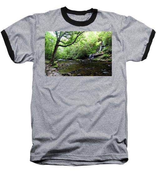 Tom Branch Falls On Deep Creek Baseball T-Shirt