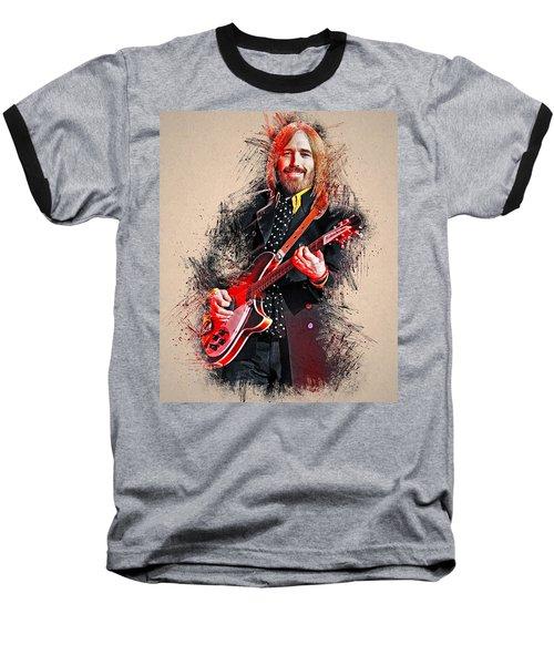 Tom Petty - 35 Baseball T-Shirt