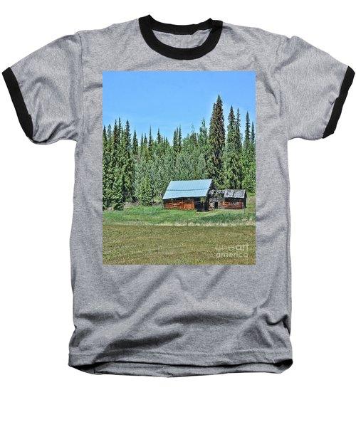Too Late Baseball T-Shirt