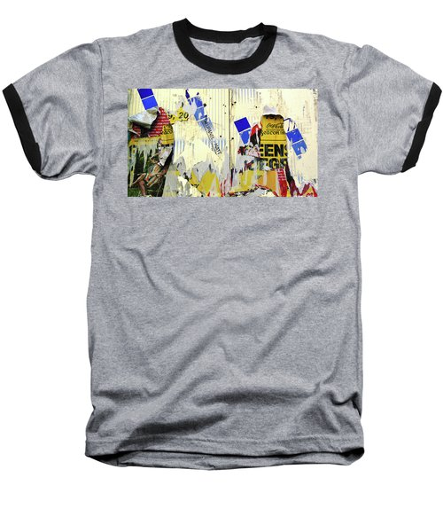 Touched By Nature Baseball T-Shirt