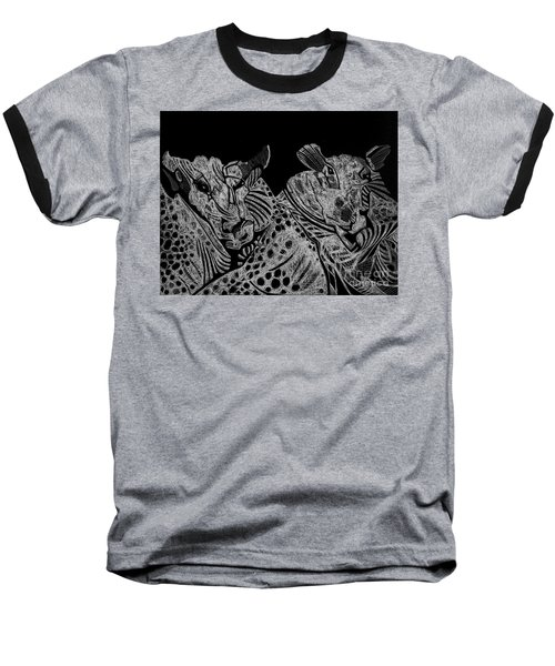 Tough Rams Baseball T-Shirt