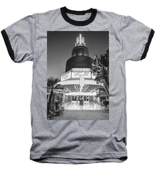Tower In Silence- Baseball T-Shirt