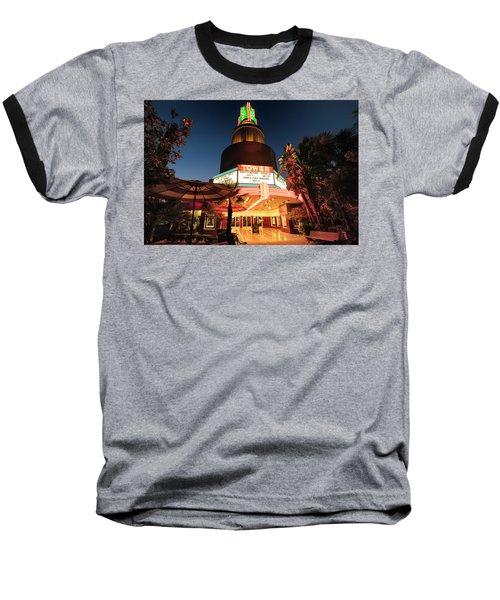 Tower Theater- Baseball T-Shirt