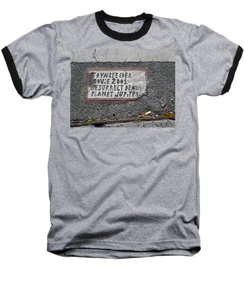 Toynbee Tile Nyc Baseball T-Shirt