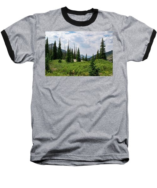 Trail To Gilpin Lake Baseball T-Shirt