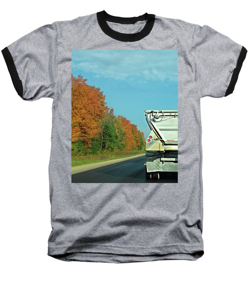Trailing Behind Baseball T-Shirt