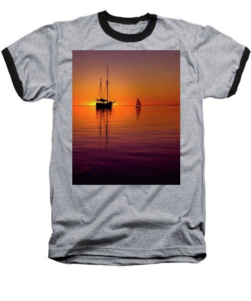 Tranquility Bay Baseball T-Shirt