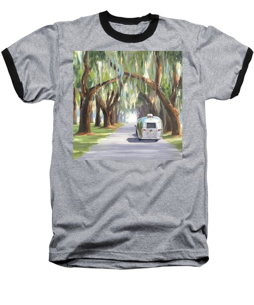 Tree Tunnel Baseball T-Shirt