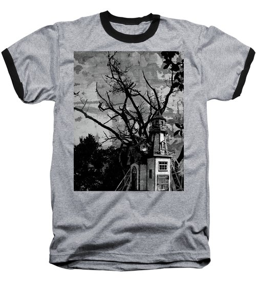 Treehouse I Baseball T-Shirt