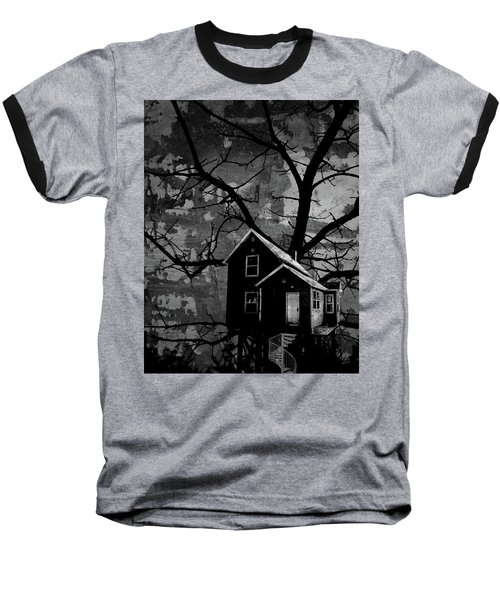 Treehouse II Baseball T-Shirt