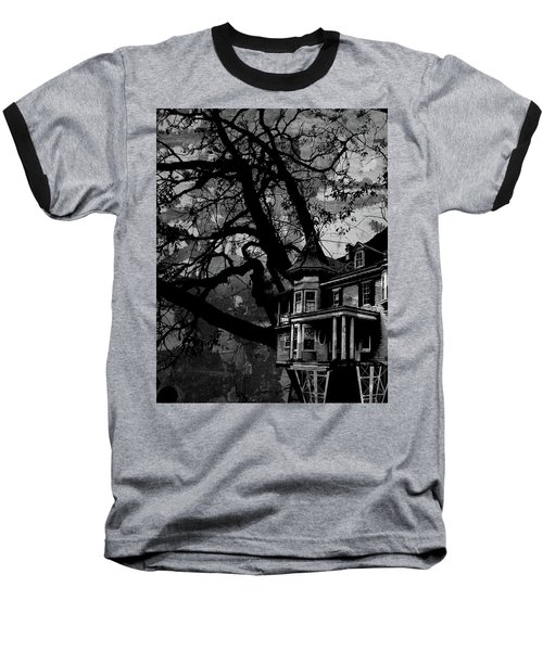 Treehouse IIi Baseball T-Shirt