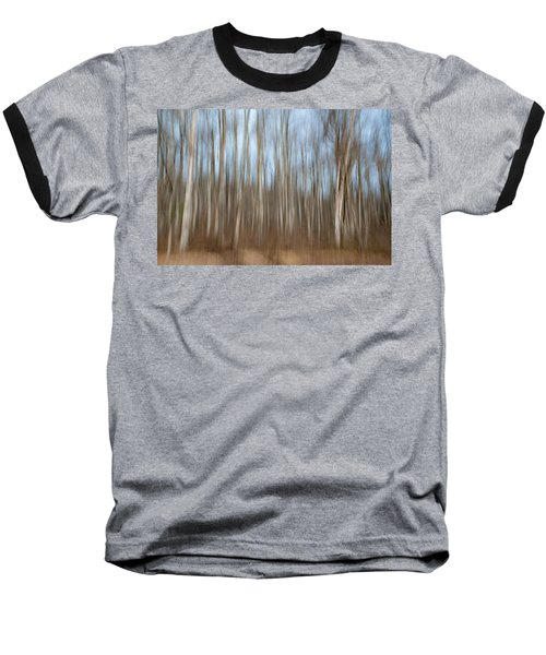 Trees In The Forest Baseball T-Shirt