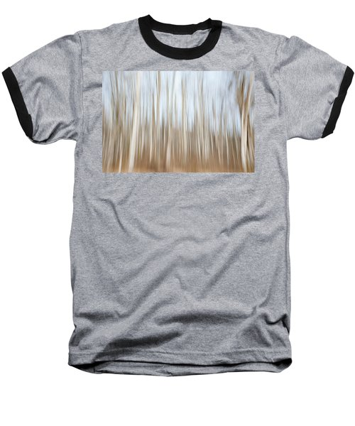 Trees On The Move Baseball T-Shirt