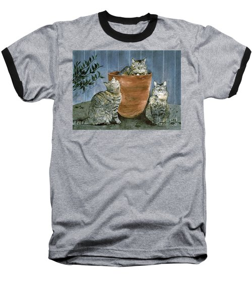 Tres Gatos Baseball T-Shirt