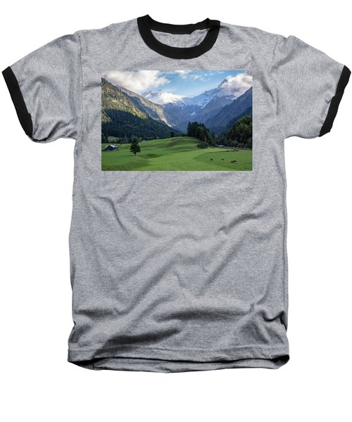 Trettachtal, Allgaeu Baseball T-Shirt