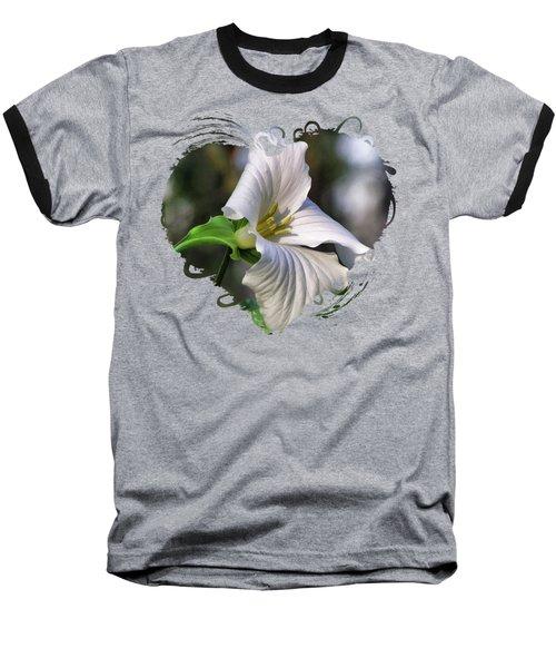 Trillium Purity Baseball T-Shirt