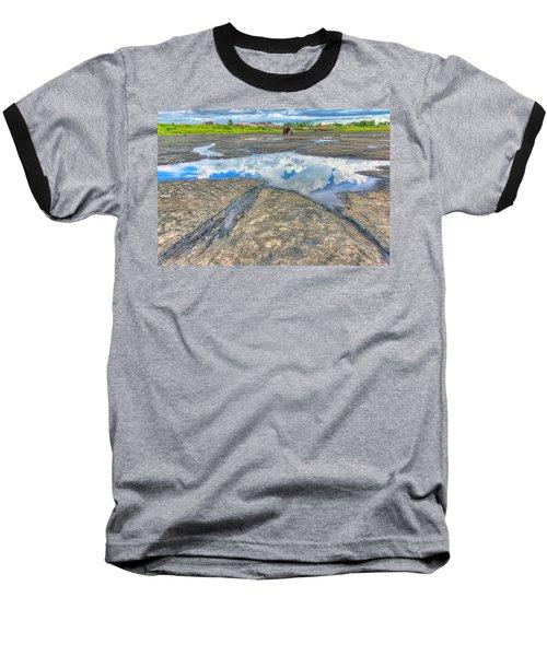 Trinidad Pitch Lake Baseball T-Shirt