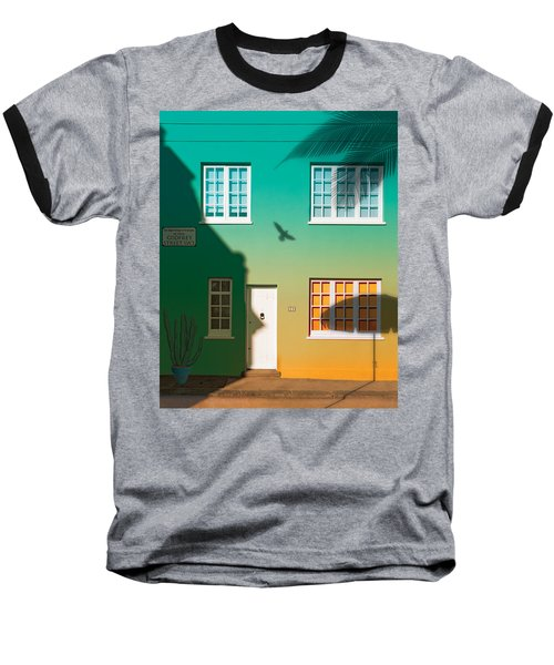Tropical London Baseball T-Shirt