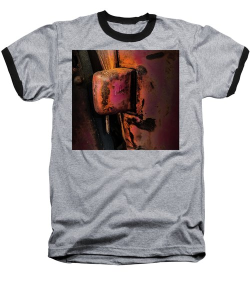Truck Hinge With Nail Baseball T-Shirt