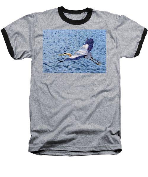 True Blue #3 Baseball T-Shirt