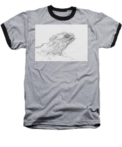 Tuatara Baseball T-Shirt