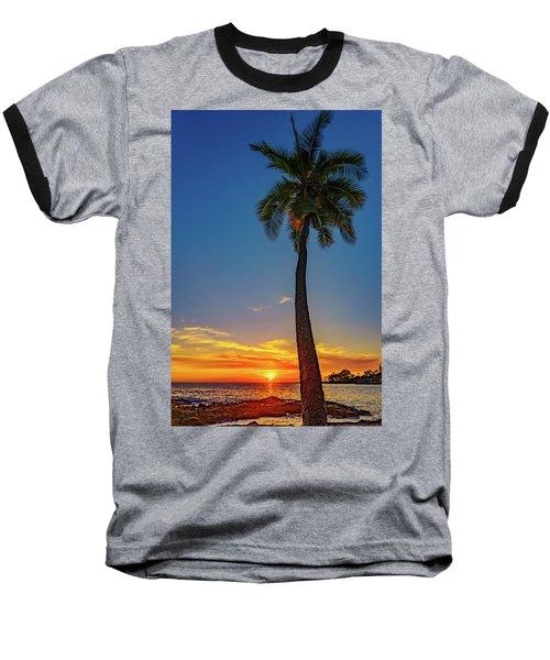 Tuesday 13th Sunset Baseball T-Shirt