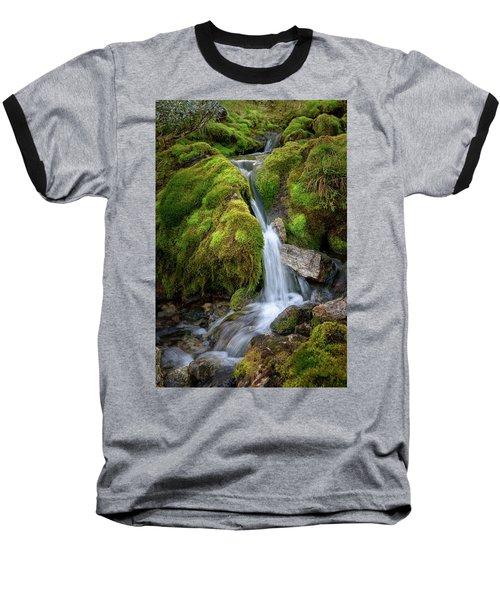 Tufteelvi, Norway Baseball T-Shirt