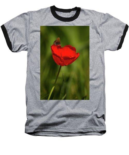 Tulip And Skipper Baseball T-Shirt