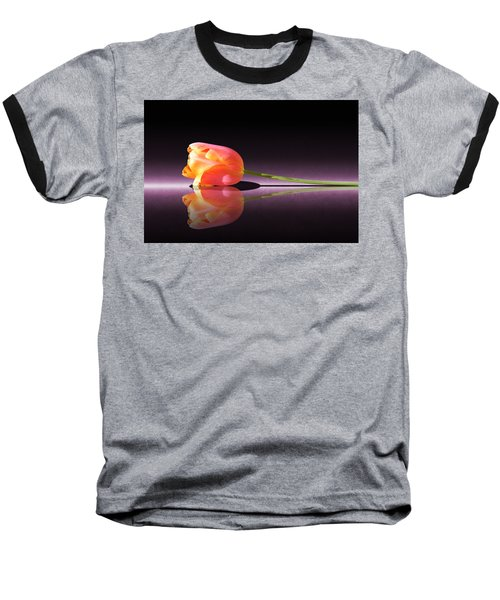 Tulip Reflection Baseball T-Shirt