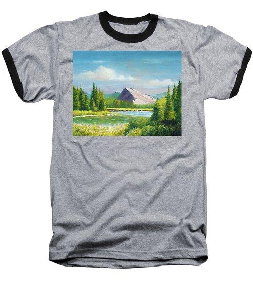 Tuolumme Meadows Spring Baseball T-Shirt