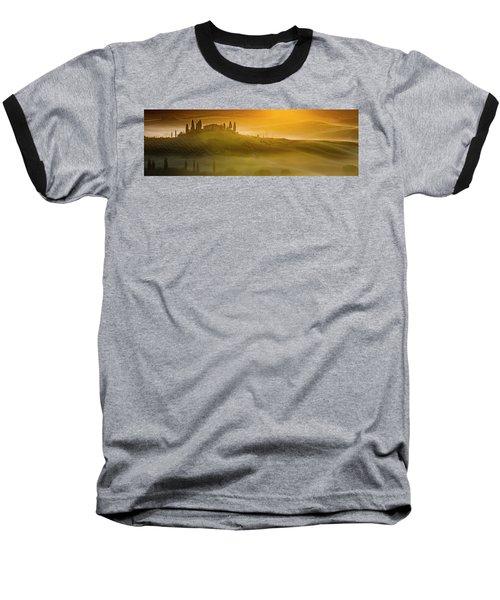 Tuscany In Gold Baseball T-Shirt