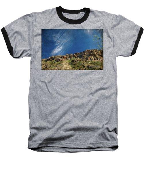 Tuscon Clouds Baseball T-Shirt