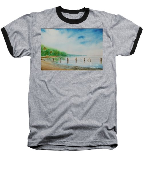 Twin Launch Baseball T-Shirt