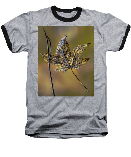 Baseball T-Shirt featuring the photograph Two Buddies by Michael Arend