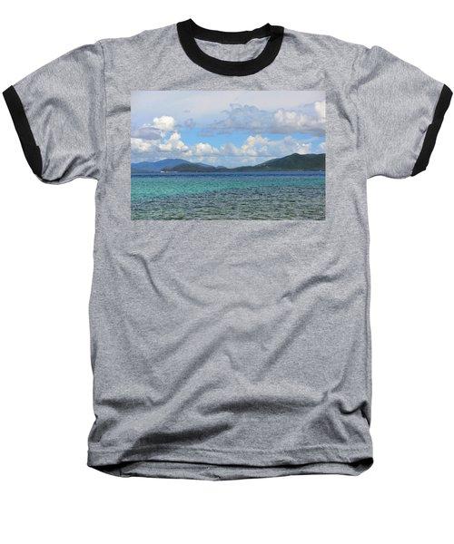 Two Nations Baseball T-Shirt