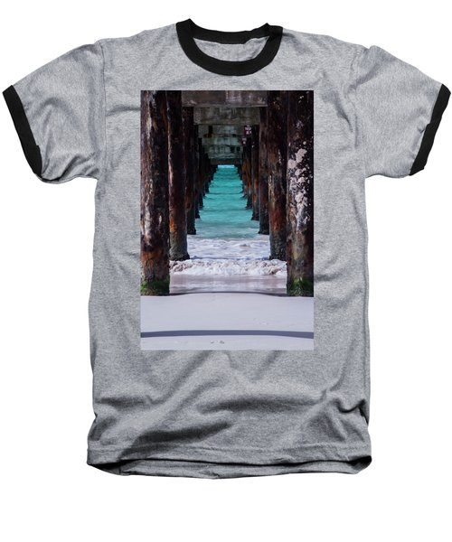 Under The Pier #3 Opf Baseball T-Shirt