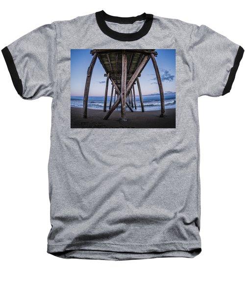 Under The Pier Baseball T-Shirt