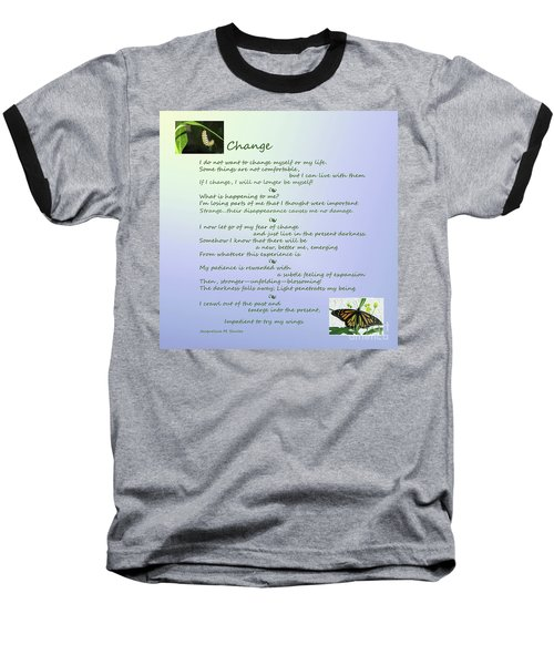 Unexpected Change Baseball T-Shirt