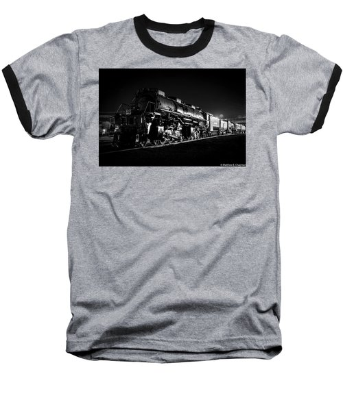 Union Pacific Big Boy Baseball T-Shirt